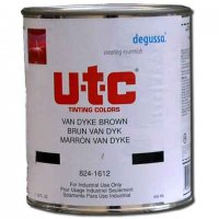UTC -Colorant Raw Umber 1qt.