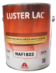 Luster Lac Premium High build water white lacquer
